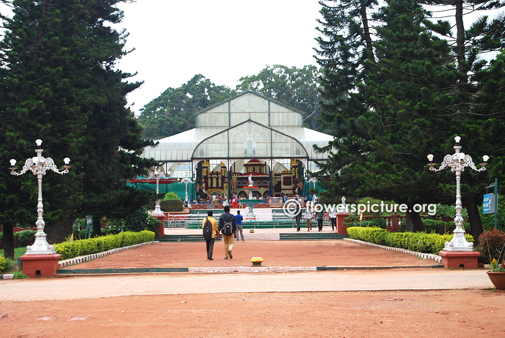 Lalbagh flower show 2015 independence day special photos gallery 1 - Glass house show ...